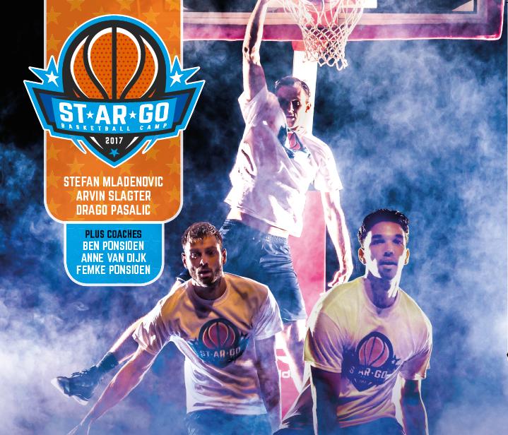 Stargo basketball camp
