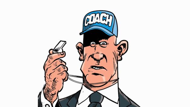 Coaches gezocht!!!